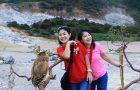 Berjelajah di Kawah Sikidang Dieng Sebagai Primadona Wisatawan