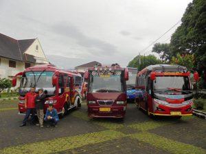 Sewa Shuttel Bus Mikro Dieng